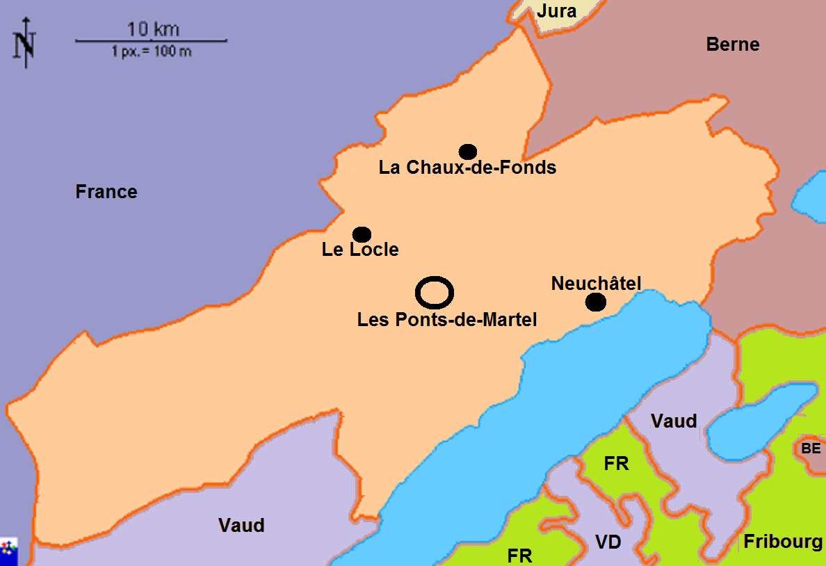 Canton de Neuchâtel